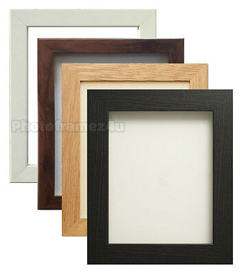 A1 A2 A3 A4 Picture Frame Photo Frame Poster Frame Wood Effect In Many Sizes • 5.45£