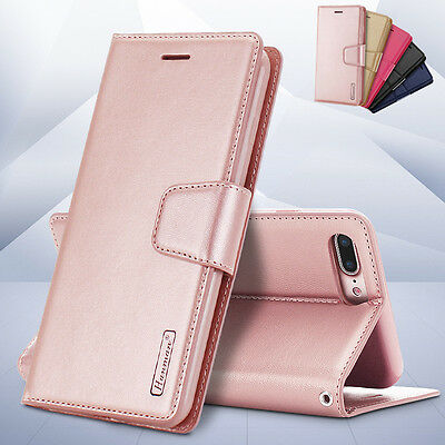 AU9.99 • Buy Luxury Original Hanman Leather Wallet Flip Case Cover For Samsung Galaxy A5 2017