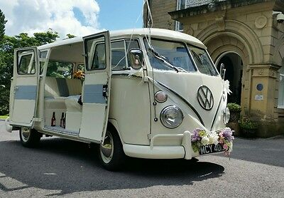 £320 • Buy Wedding Cars For Hire Vw Campervan &vintage Car