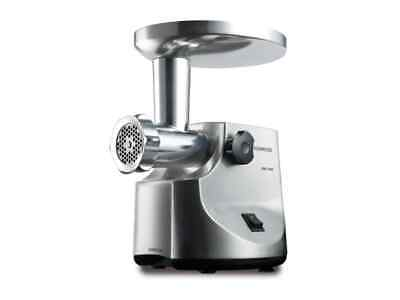 £146 • Buy Kenwood MG510 1600W Mince Meat Grinder Durable Silver Brushed Metal Body