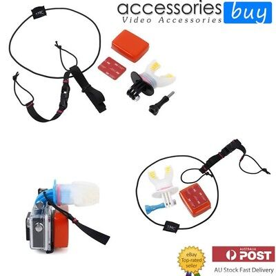 AU19.95 • Buy Gopro Accessories Silicone Surfing Braces Tooth Holder For Go Pro Hero 4/3+/3