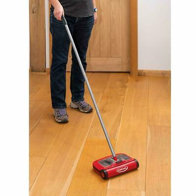 Ewbank 310 Manual Sweeper & Duster,  Cleaning Hard Floor Surfaces - Easy Release • 19.99£