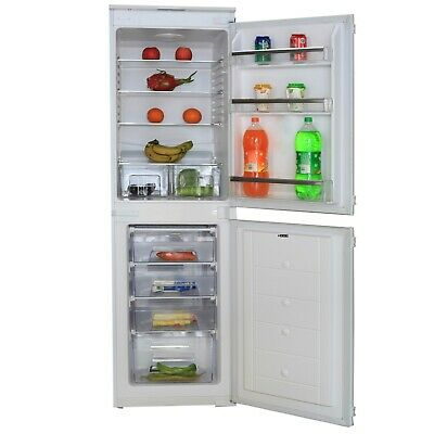 View Details Cookology CBIST5050 Built-in Refrigerator 50/50 Integrated Combi Fridge Freezer • 319.99£