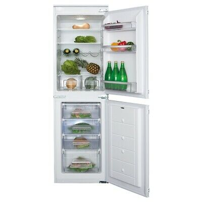 View Details Cookology CBIFF5050 Frost Free 50/50 Built-in Integrated Combi Fridge Freezer • 339.99£