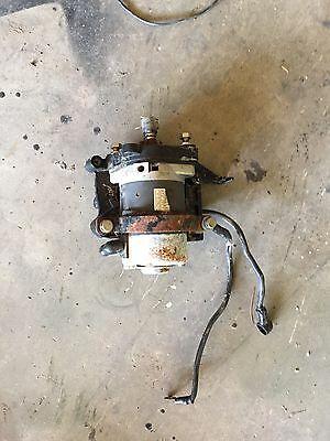 $40 • Buy Tohatsu Nissan Outboard 2003 NS120A2 120hp 140hp 2-stroke Starter With Bracket
