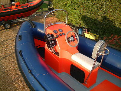 £1595 • Buy NEW LARGE JOCKEY CONSOLE COMPLETE: Boat Seat Rib Inflatable Flange Fibreglass