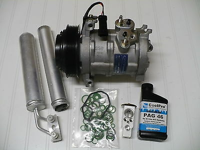 $251 • Buy 2007-2010 Dodge Charger (3.5L Only) New A/C AC Compressor Kit