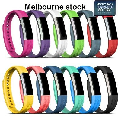 AU5.56 • Buy Small/ Large Size Replacement Wristband Band Strap For Fitbit Alta HR Wristband