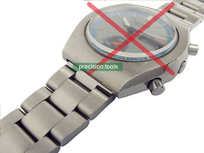 $ CDN34.36 • Buy 20mm Oyster 479 Solid Stainless Steel Replacement Bracelet For 6139-8020 Chrono