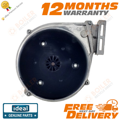 Ideal - Logic 18,24,30,35 / Independent 18,24,30 - Fan Assembly - 175569 - Used • 39.99£