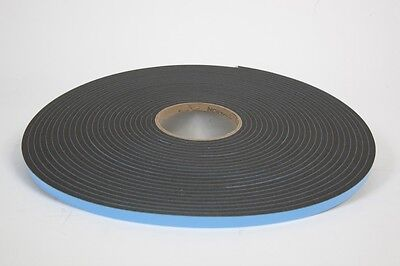 Double Sided Glazing Security Tape - 1mm X 50Mtrs - Black • 6£