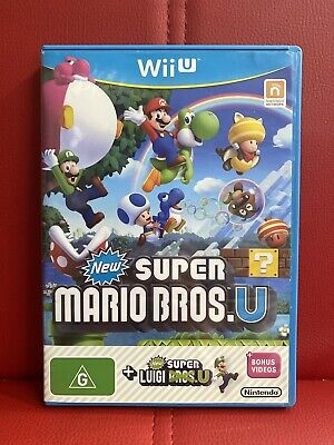 AU29 • Buy New Super Mario Bros Wii U