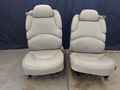 Leather Truck Seats