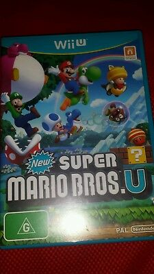 AU30 • Buy Super Mario Bros U