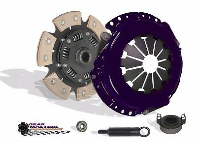 AU129.52 • Buy Clutch Kit Gear Master Stage 3 For Toyota Starlet Gt 1.3l Glanza 4efte