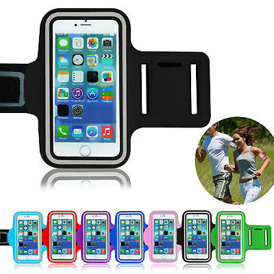 £2.99 • Buy Sports Running Jogging Gym Armband Arm Band Case Cover Holder Universal Phone