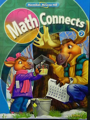 $9.99 • Buy Math Connects Grade 2 Consumable Student Edition Volume 2 Macmillan McGraw-Hill
