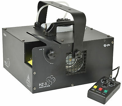 QTX HZ-3 Hazer DMX High Power Output Haze Machine Theatre Stage School 700w • 319£