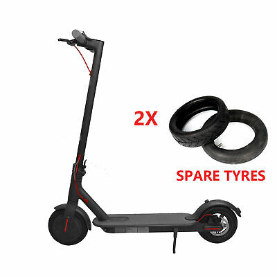 AU619.95 • Buy Xiaomi Mi M365 Folding Electric Scooter International Version With 2 Spare Tyres