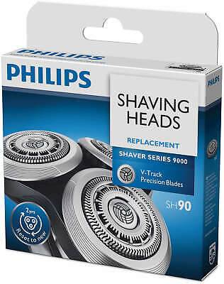 AU104.99 • Buy Philips Series 9000 Replacement Shaver Shaving Heads And Blades SH90/70