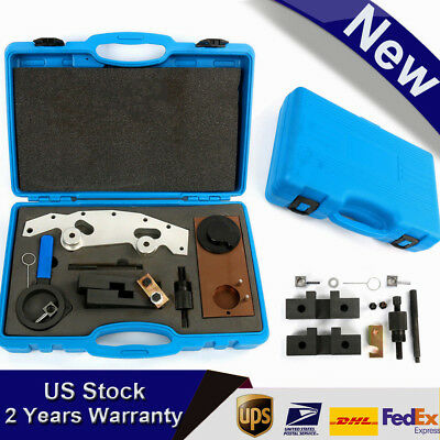 $104 • Buy Double Vanos For BMW M52, M52TU, M54, M56 M62 Complete Timing Special Tools Set!