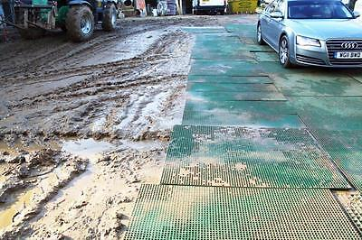 REINFORCMENT GRID Parking Grid BUILDING SITE GRID Support Grid MUD TRACK WAY • 27.50£