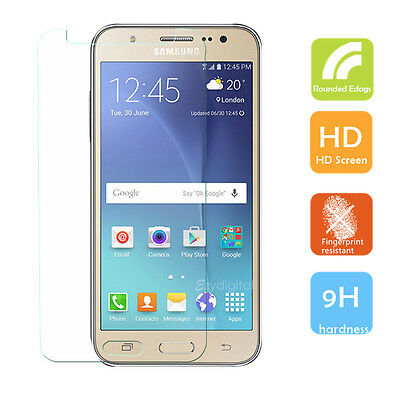 AU3.99 • Buy 9H Tempered Glass Film Screen Protector For Samsung Galaxy J7 Pro