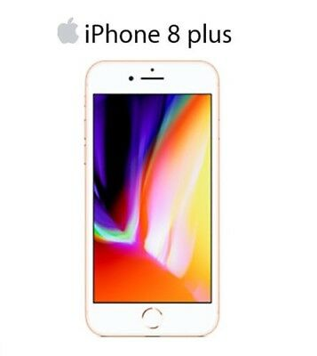 AU708 • Buy Apple IPhone 8 PLUS 64GB GOLD UNLOCKED MQ8F2X/A [AU Stock] Cheap