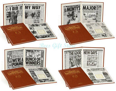 PERSONALISED RUGBY CLUB Newspaper Team HISTORY BOOK  Gifts Idea For Fan PRESENT • 41.79£