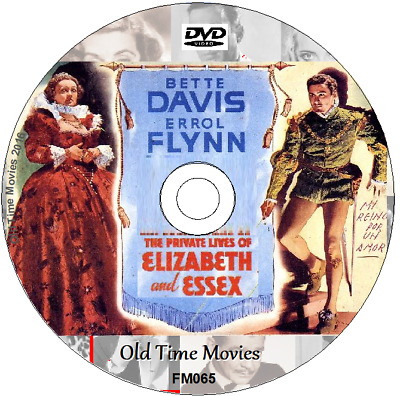 The Private Lives Of Elizabeth And Essex - Bette Davis, Errol Flynn 1939 • 1.79£