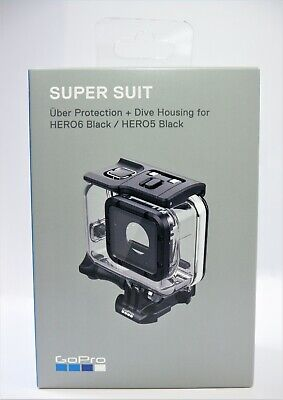 $ CDN24.96 • Buy GoPro Super Suit Über Protection With Dive Housing For HERO5 & HERO6 AADIV-001