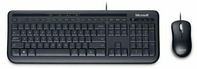 AU33.95 • Buy Microsoft Wired Dsktop Keyboard And Mouse 600 -retail