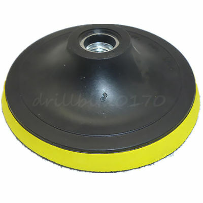 Angle Grinder Polishing Buffing Pad Bonnet Wheel Buffer Polisher Wheel Pad M16 • 3.89£