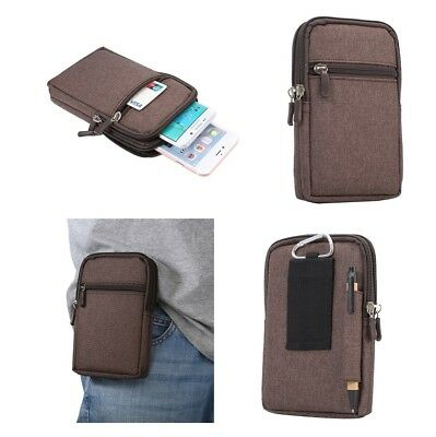 AU29.90 • Buy For ZTE NUBIA Z7 MAX Brown Case Universal Multi-functional