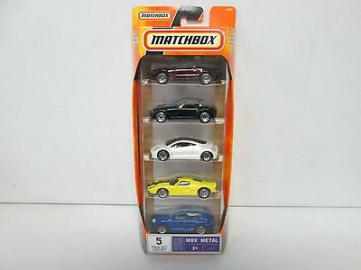 $16.28 • Buy Matchbox 5 Pack Gift Set Sports Cars With BMW 280