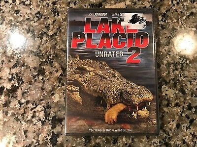 Lake Placid 2 New Sealed Dvd! 2007 Horror! Unrated! • 12.87£