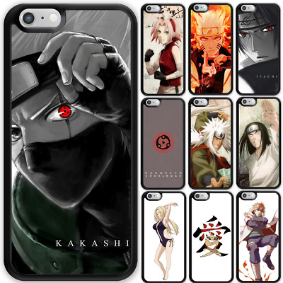AU12.95 • Buy IPhone X 8 8 Plus 7 7 Plus 6 6s SE 5s 5c 4 4s Anime Naruto Rubber Case For Apple