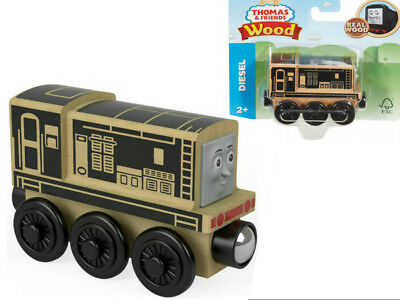 DIESEL TRAIN Thomas And Friends Wooden Railway Track Engine FHM22 • 9.95£