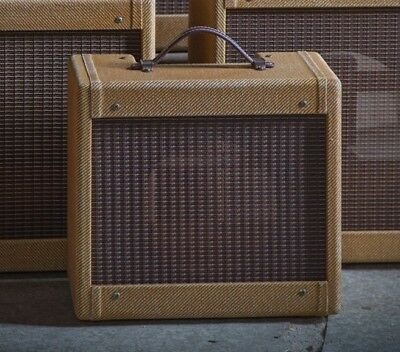 £197.50 • Buy 5F1 Tweed Champ Cabinet (amplifier And Speaker NOT Included)