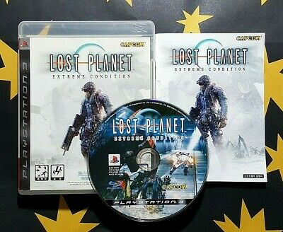 AU16.90 • Buy Lost Planet Extreme Condition - PS3 Game - *Region 3 Korean Language Only