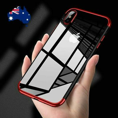AU5.65 • Buy For Apple IPhone 11 XR X XS MAX 8 7 6 Plus Case Slim Clear Gel Shockproof Cover