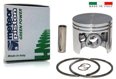 £177 • Buy Meteor Piston Kit For Stihl 026 MS260 44mm With Caber Rings Italy