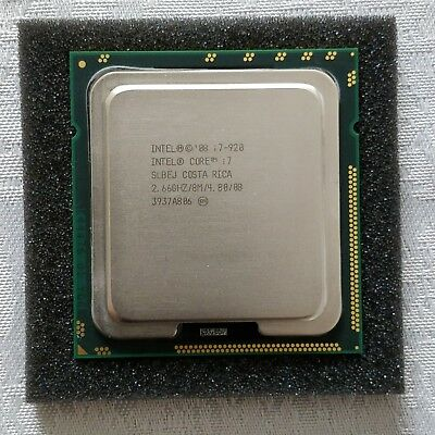 $ CDN72.67 • Buy Intel Core I7-920 2.66GHz Quad-Core, Socket LGA1366  1st Generation