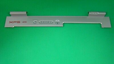 $12 • Buy GENUINE Dell XPS M1710 Power Button Media Control Strip Hinge Cover CF426