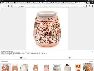 Scentsy Halloween Warmer Compare Prices On Dealsancom