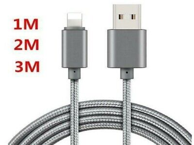 AU6.20 • Buy SUPER Fast Charge USB Cable Charger For IPhone X 8 7 6s 5 11 IPad 1M / 2M Cord