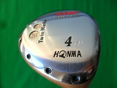 $ CDN700 • Buy HONMA® Fairway Wood: TwinMarks 400RF 5Star #4(17 Degrees) Flex:R