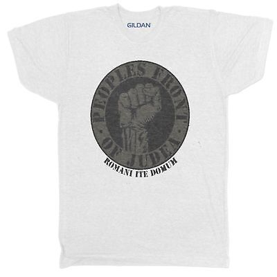 £5.48 • Buy Peoples Front Of Judea Life Of Brian T Shirt 80's Monty Python Film Movie