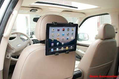 £5.49 • Buy Universal In Car Headrest Seat Mount Holder For IPads & 7  To 11  Tablets