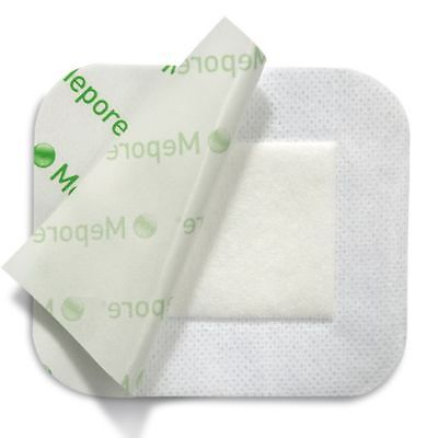 £4.29 • Buy Mepore Self-Adhesive First Aid Dressing For Cuts Burns Wounds Pick Size & Qty
